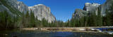 El Capitan Mountain and the Merced River, Yosemite National Park, California Photographic Print