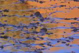 Water and Mud, Monument Valley, Arizona Photographic Print