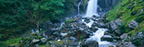 Waterfall, Lake District, Lake District National Park, England Photographic Print by  Panoramic Images