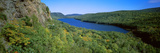 Lake of the Clouds in Porcupine Mountains Wilderness State Park, Ontonagon County, Michigan, USA Photographic Print by  Panoramic Images