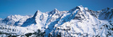 Eiger and Monch Switzerland Photographic Print by  Panoramic Images