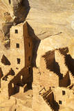 Dwellings at Mesa Verde National Park, Colorado Photographic Print