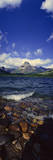 Lake Sherburne, Glacier National Park, Montana Photographic Print