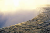 Niagara Falls at Sunrise, Canada Photographic Print