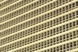 Grid of Office Windows, Los Angeles, California Photographic Print