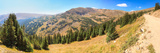 View from Old Fall River Road Near the Alpine Visitor Center, Rocky Mountain National Park Photographic Print by  Panoramic Images