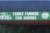 Sign for Farm Aid in South Bend, IN Photographic Print