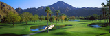 Trees in a Golf Course, El Dorado Country Club, California, USA Photographic Print by  Panoramic Images