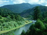 Rogue River in Southern Oregon Photographic Print