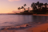 Resort Hotel in Hanapepe Bay, Kauai, Hawaii Photographic Print