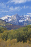 Wilson Peak, Sneffels Mountain Range, Colorado Photographic Print