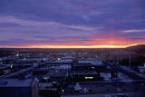 Sunrise, Cedar Rapids, South Dakota Photographic Print