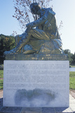 Statue of Thomas Paine, Author of Common Sense, Morristown, New Jersey Photographic Print