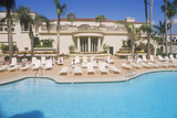 Swimming Pool, Ritz CArlton, Laguna Niguel, CA Photographic Print