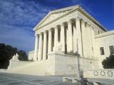 United States Supreme Court Building, Washington D.C. Photographic Print