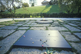 Tomb of President John F. Kennedy, Arlington Cemetery, Washington, D.C. Photographic Print