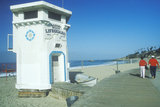 Scenic View of Laguna Beach, CA Photographic Print