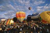 Albuquerque International Balloon Festival Photographic Print