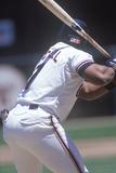 Major League Baseball Player at Bat Photographic Print