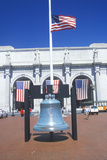 Replica of Liberty Bell, Union Station, Washington, D.C. Photographic Print