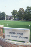 Entrance to the United States Coast Guard Academy, New London, Connecticut Photographic Print