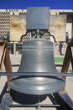 Replica of Liberty Bell, State Capitol, Phoenix, Arizona Photographic Print