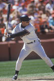 Professional Baseball Player Will Clark Up at Bat, CAndlestick Park, CA Photographic Print