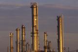 Petroleum Processing Plant at Sarnia, Canada Photographic Print