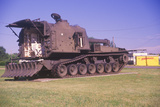 Military Tank on Display, Fayetteville, Arkansas Photographic Print
