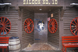 Entrance to Saloon in Deadwood, Sd Photographic Print
