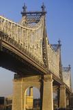 The Queensboro (59th Street) Bridge to Queens Photographic Print