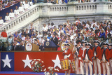 United States President Ronald Reagan at the Bicentennial Celebration, Washington D.C. Photographic Print
