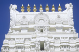 Sri Venkateshwara Temple in Malibu California Photographic Print