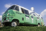 Ben and Jerry's Ice Cream Truck in Waterbury, Vermont Photographic Print