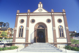 Temple Beth Israel Synagogue in Old Town San Diego California Photographic Print