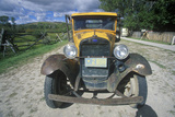 An Antique Ford Truck in Bannack, Montana Photographic Print