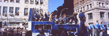 New York Yankees Victory Parade, New York City, New York Photographic Print