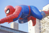 Spiderman Balloon in Macy's Thanksgiving Day Parade, New York City, New York Photographic Print