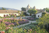 The Carmel Mission in California Photographic Print