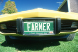 Vanity License Plate - Vermont Photographic Print