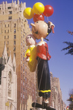 Olive Oyl Balloon in Macy's Thanksgiving Day Parade, New York City, New York Photographic Print