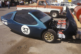Electricity Powered Car at the Solar and Electric 500, AZ Photographic Print