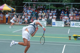 Annual Ojai Amateur Tennis Tournament, Ojai, CA Photographic Print