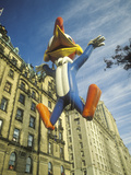Woody Woodpecker Balloon in Macy's Thanksgiving Day Parade, New York City, New York Photographic Print