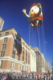 Humpty Dumpty Balloon and Handlers, Macy's Thanksgiving Day Parade, New York City, New York Photographic Print