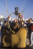 The Albuquerque International Balloon Fiesta in New Mexico Photographic Print