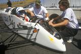 Solar and Electric 500 Car Races, AZ Photographic Print