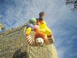 Ronald Mcdonald Balloon in Macy's Thanksgiving Day Parade, New York City, New York Photographic Print
