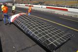 Solar Flair Solar Powered Car at the Solar and Electric 500, AZ Photographic Print