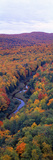 Autumn Color at Porcupine State Park, Michigan's Upper Peninsula, Michigan Photographic Print